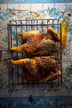 Djaj Bil-Bahar Il-Asfar (Iraqi Yellow Spice-Rubbed Chicken) | SAVEUR