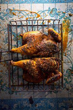 Djaj Bil-Bahar Il-Asfar (Iraqi Yellow Spice-Rubbed Chicken) | SAVEUR