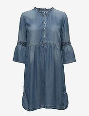 Idalinacr Dress (Spicy Mustard) (599.25 kr) - Cream -   Boozt.com Matilda, Stretch Jeans, Shapewear, Mustard, Spicy, Dresser, Tunic Tops, Leggings, Blazer