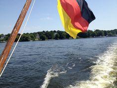 Freiheit auf dem Wasser...