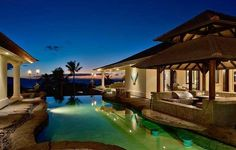 Luxury homes in Hawaii