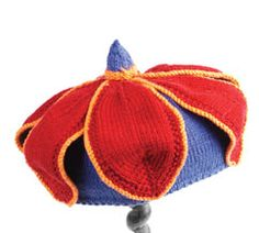 This is such a cute hat too!  I think I might just need to learn to make one of these!