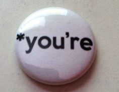 """""""*You're"""" Pin I need this in my life"""