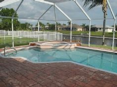 Wonderful Gulf Access Pool Home New To The Market, Now Booking For Winter MonthsVacation Rental in Cape Coral from @HomeAway! #vacation #rental #travel #homeaway