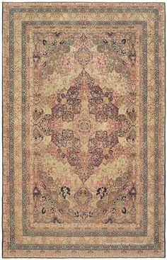 KERMANSHAH - Western Persian 12ft 0in x 18ft 6in Circa 1850