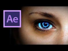 After Effects: Human Eye VFX ★★★ Find More inspiration @creativeelc ★★★