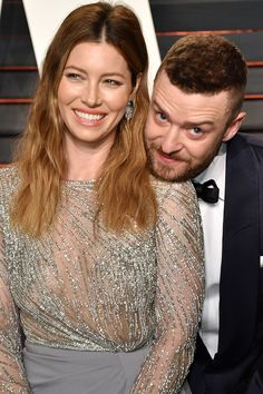 Pin for Later: Justin Timberlake and Jessica Biel's Quotes About Each Other Will Only Leave You Green With Envy
