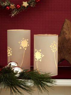 In der Vorweihnachtszeit darf Kerzendeko in keinen Zuhause fehlen. Hier kommen fünf kreative DIY-Ideen, die Sie unbedingt mal ausprobieren