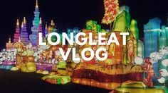 Longleat Festival Of Lights vlog on Adventures Of A Mum YouTube