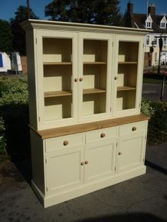 Edmunds Painted Fully Glazed 5' Dresser - Kitchen and Dining Room - Dressers and Sideboards - Pine Shop Bury 2011