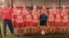 The 1996 Bracknell Town under 9's.