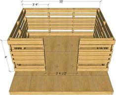 Free Pallet Playhouse Plan | DIY Project