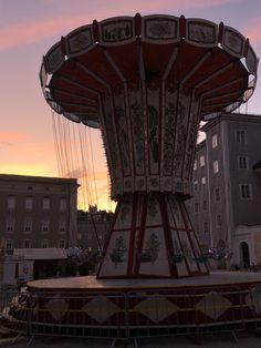 Rupertikirtag Salzburg, Ferris Wheel, Fair Grounds, Travel, Environment, Viajes, Destinations, Traveling, Trips