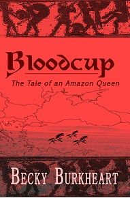 Blood cup by Becky Burkheart