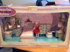 Vintage Ideal Petite Princess Patti Bedroom! #Ideal