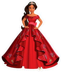 Mini Kit de Elena de Avalor para Imprimir Gratis.