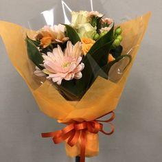 誕生日用の花束を作成しました 4078525