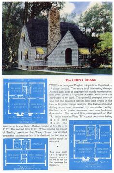 1945 Sterling Homes The Chevy Chase