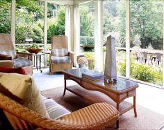Sunroom Ideas: Health and Attractive Design : Sunroom Ideas Interior