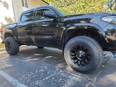 2017 Toyota Tacoma 17x9 12mm Fuel 560 2017 Toyota Tacoma, Monster Trucks, Gallery