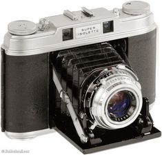 Agfa Super Isolette; best folding camera? #vintagecameras