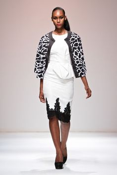 Thula Sindi @ Zimbabwe Fashion Week 2014 – Day 3 | FashionGHANA.com (100% African Fashion)