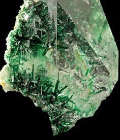 Poster Minerals Crystals Atacamite Desert Atacama Chile N°49