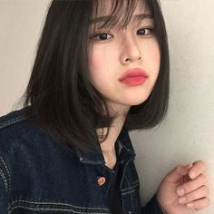 ˗ˏˋ ♡ @ e t h e r e a l _  ˎˊ˗  tags → #ulzzang #pretty #korean #asian #goals #fashion #kstyle #beauty #hair #inspo #tumblr #shorthair #hairstyle