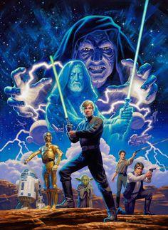 Star Wars Marvel Years Omnibus HC Vol. Star Wars Pictures, Star Wars Images, Cuadros Star Wars, Arte Nerd, Mundo Dos Games, Star Wars Luke Skywalker, Star Wars Fan Art, Star Trek, Star Wars Wallpaper