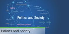 The relationship between a society and its politics is symbiotic, and it's basically the air we need to survive. Some people think that we would be better off without politics, and this is not true, we would only be better off without corruption in politics, but without politics, we would be sailors on a burning …