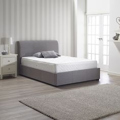 Wide range of Beds, Bedsteads and Mattresses available to buy today at Dunelm, the UK's largest homewares and soft furnishings store. Order now for a fast home delivery or reserve in store. Ottoman Bed, Fabric Ottoman, Bed Next, Bed Frames, Mattresses, Bedroom Furniture, Sofas, Beds, Delivery