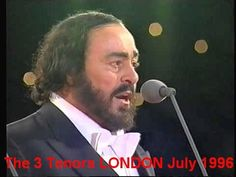 The Three Tenors LONDON 1996 (FULL CONCERT) - YouTube