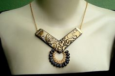Polymer Clay, Africa, Jewelry, Leather Accessories, Handmade Necklaces, Neck Choker, Ear Rings, Diy Necklace, Jewels