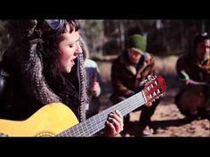 Hiatus Kaiyote soothes the soul.  Nakamarra - Acoustic w/Rocks + Sticks + Deer Antler - YouTube