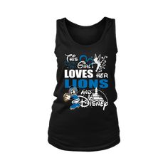 0f28d8f0aef8c This Girl Loves Her Detroit Lions And Mickey Disney Tank Tops