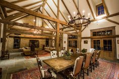 Weatherford Scotch Barn Home - Heritage Restorations