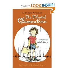 Clementine books (2nd grade)