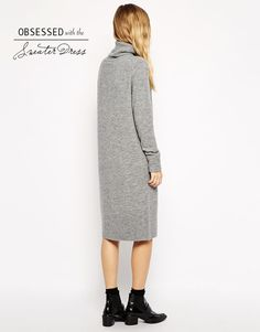 At the Shops : Obsessed with the Sweater Dress