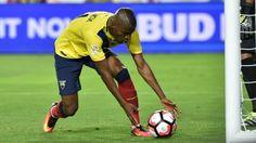 """Enner Valencia: """"Me vendría muy bien jugar en la Liga Italiana, ojalá se de"""""""