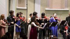 Vivaldi Concerto 4 violini Rigamonti Arnoldi Mura Tosetti direttore Casazza Enrico