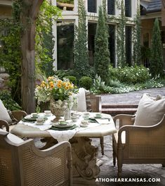 Gorgeous outdoor area