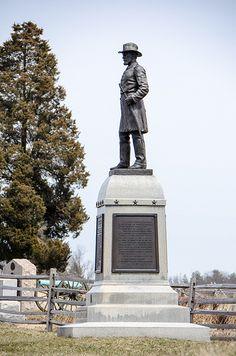Gettysburg Battlefield, Pennsylvania, Statue Of Liberty, War, Memories, Explore, Places, Travel, Memoirs