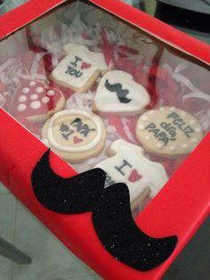 Dia del Padre! #galletas #fiesta
