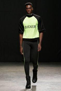 Dicker Fall/Winter 2016 - South Africa Menswear Week