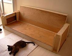 sofa encosto