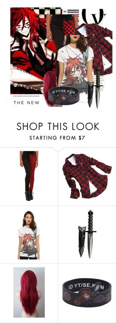 """Oh Bassy!"" by stacesskiitty ❤ liked on Polyvore featuring beauty, Tripp, Envi and American Eagle Outfitters"