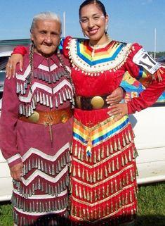 Native American Cherokee, Native American Women, Native American Indians, Native Americans, Jingle Dress Dancer, Whitefish Bay, Indian Territory, Bead Sewing, Paradigm Shift