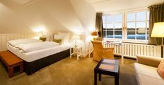 99€ | -42% | #Schleswig-Holstein - #Romantiktage im 4-Sterne #Seehotel inkl. #Partnerbad