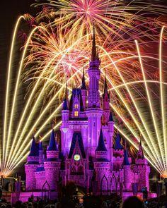 Magic Kingdom - Walt Disney World Orlando, Florida March 1993 Walt Disney World Orlando, Disney World Vacation, Disney Vacations, Disney Parks, Disney Fireworks, Disney Wishes, Disney Magic Kingdom, Life Is An Adventure, Disney Pictures