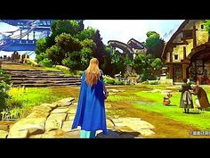 Granblue Fantasy Project Re: Link - Gameplay Demo (2018) PS4 - YouTube